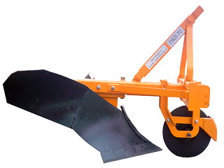лесной плуг ПКЛ-70 с дисковым ножом