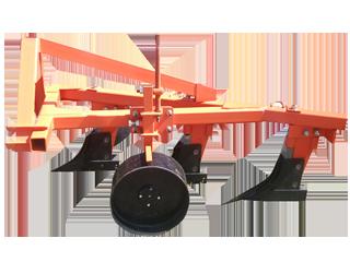 навесной трехкорпусный плуг ПЛ-25х3